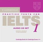 Cambridge Practice Tests for IELTS 1, 2 Audio-CDs