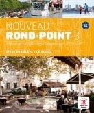 Nouveau Rond-Point 3. Livre de l'élève + CD audio (B2)