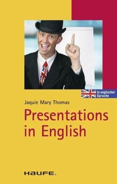 Presentations in English (eBook, ePUB)