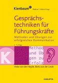 Gesprächstechniken für Führungskräfte (eBook, ePUB)