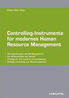 Controlling-Instrumente für modernes Human Resources Management (eBook, PDF) - Klein, Andreas