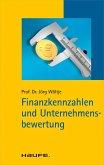 Finanzkennzahlen und Unternehmensbewertung (eBook, PDF)