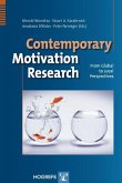 Contemporary Motivation Research: From Global to Local Perspectives (eBook, PDF)