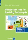 Public Health Tools for Practicing Psychologists (eBook, PDF)
