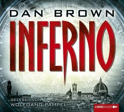 Inferno / Robert Langdon Bd.4 (6 Audio-CDs) - Brown, Dan