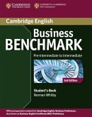 Business Benchmark 2nd Edition. Student's Book BEC Pre-intermediate/Intermediate B1