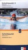 Schnittpunkt Mathematik - Ausgabe für Thüringen. Arbeitsbuch plus Lösungsheft 8. Schuljahr - Kurs I
