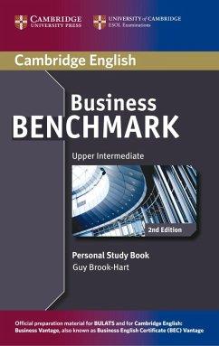 Business Benchmark 2nd Edition. Personal Study Book BEC & BULATS Upper-Intermediate B2