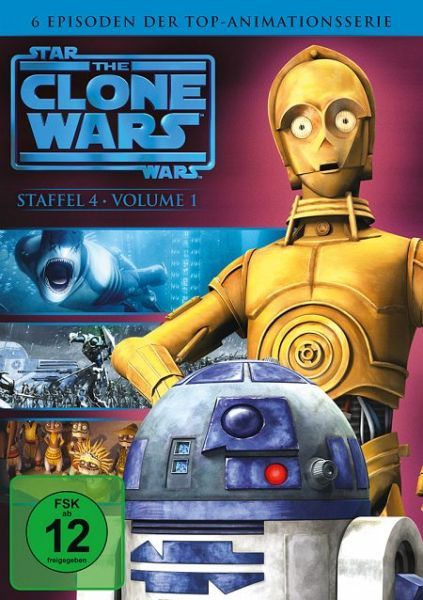 Star Wars The Clone Wars Staffel 4