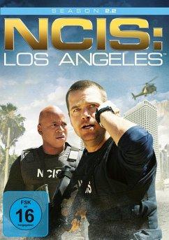 NCIS: Los Angeles - Season 2.2 (3 Discs) - Hunt,Linda/O'Donnell,Chris/Olsen,Eric Christian