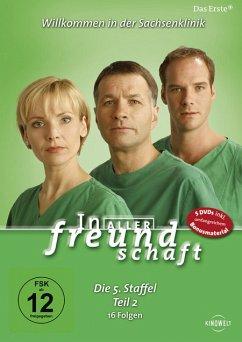 In aller Freundschaft - Die 05. Staffel, Teil 2, 16 Folgen (5 Discs)