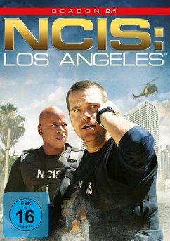 NCIS: Los Angeles - Season 2.1 (3 Discs) - Hunt,Linda/O'Donnell,Chris/Olsen,Eric Christian