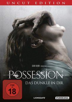 Possession - Das Dunkle in Dir Uncut Edition - Morgan,Jeffrey Dean/Sedgwick,Kyra