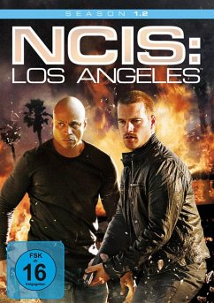 NCIS: Los Angeles - Season 1 Box 2 - Hunt,Linda/O'Donnel,Chris/Ruah,Daniela