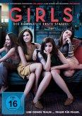 Girls - Die komplette erste Staffel - 2 Disc DVD