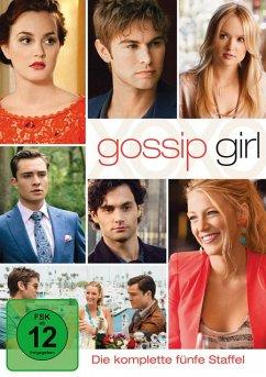 Gossip Girl - Die komplette fünfte Staffel (5 Discs)
