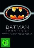 Batman 1-4 (4 Discs)