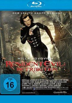 Resident Evil: Retribution - Diverse