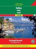 Freytag & Berndt Atlas Großer Autoatlas Italien; Gran Atlas de carreteras Italia; Groot Autoatlas Italie