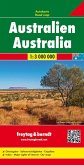 Freytag & Berndt Autokarte Australien / Road Map Australia