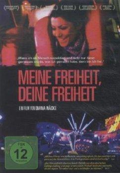 Meine Freiheit, Deine Freiheit, 1 DVD