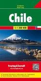 Freytag & Berndt Autokarte Chile 1:1,2 Mio.; Chili / Cile