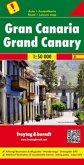 Freytag & Berndt Auto + Freizeitkarte Gran Canaria; Grand Canary