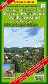 Doktor Barthel Karte Naturpark Märkische Schweiz, Buckow, Waldsieversdorf und Umgebung