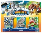 Skylanders: Giants - Battle Pack - Chop Chop, Shroomboom, Cannon Piece