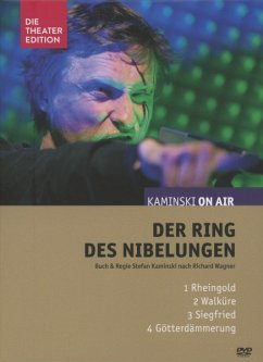Der Ring des Nibelungen: Live-Hörspiel-Theater