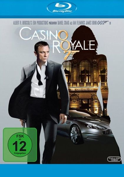 james bond casino royale buch