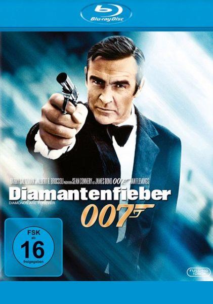 James Bond 007 Diamantenfieber