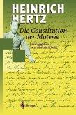 Die Constitution der Materie