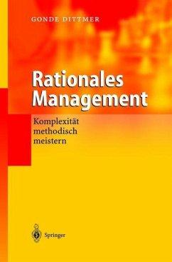 Rationales Management - Dittmer, Gonde