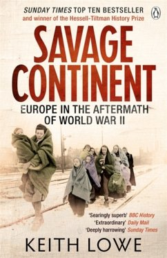 Savage Continent - Lowe, Keith