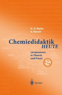Chemiedidaktik Heute - Barke, Hans-Dieter; Harsch, Günther