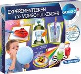 Experimentieren für Vorschulkinder (Experimentierkasten)