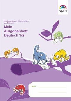 ABC Lernlandschaft. Aufgaben-Heft 1. Schuljahr