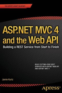 ASP.NET MVC 4 and the Web API - Kurtz, Jamie