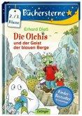 Die Olchis und der Geist der blauen Berge / Die Olchis Büchersterne 3. Klasse Bd.2