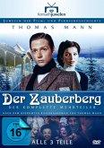 Der Zauberberg - Der komplette Mehrteiler (4 Discs, Langfassung)