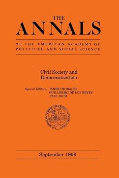 Civil Society and Democratization - Morales, Isidro / Rich, Paul / De los Reyes, Guillermo (eds.)