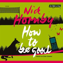 How to be good (MP3-Download) - Hornby, Nick