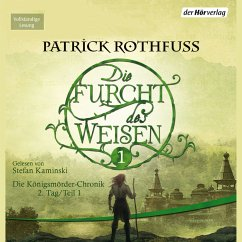 Die Furcht des Weisen (1) (MP3-Download) - Rothfuss, Patrick