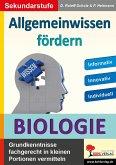 Allgemeinwissen fördern Biologie