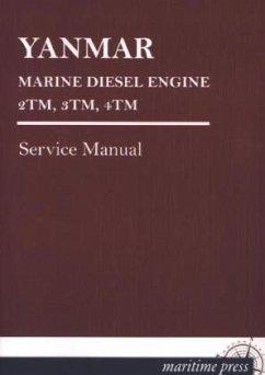 YANMAR MARINE DIESEL ENGINE 2TM, 3TM, 4TM