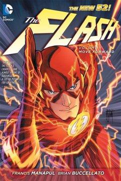 The Flash Vol. 1 Move Forward (The New 52) - Buccellato, Brian; Manapul, Francis
