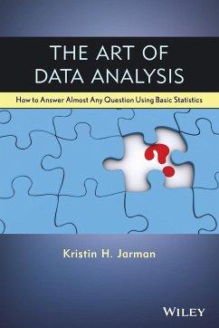 The Art of Data Analysis - Jarman, Kristin H.