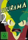 Futurama - Season 2 Collection DVD-Box