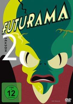Futurama - Season 2 (4 Discs)